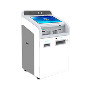 Bank Card Dispenser Kiosk for Bank