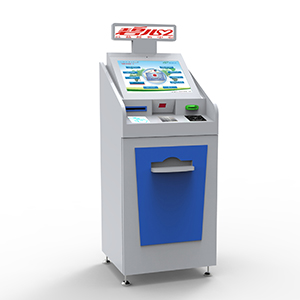 Self-service Kiosk for Banks