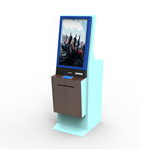 32inch Touch Screen Payment Kiosk with Large Capacity Printer