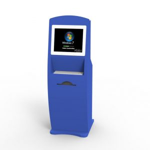 Slim Design Payment Kiosks