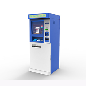 Self-service Ticket Dispense Kiosk