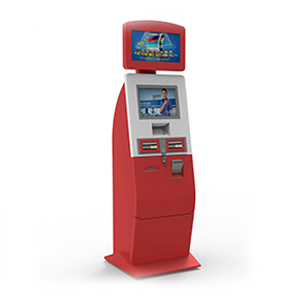 Shopping Mall Bill Payment Kiosk