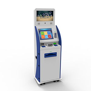 Dual Screen Bill Payment Kiosks