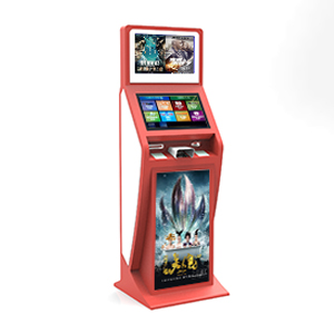 Bill Payment Kiosk for Cinema