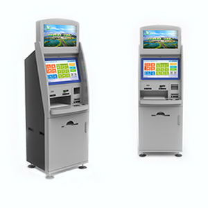A4 Printing and Scan Kiosk