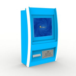 Wall Mounted Bitcoin Kiosk