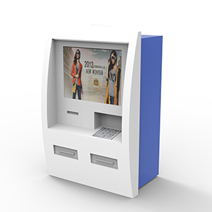 10inch Touch Screen Card Payment Kiosk